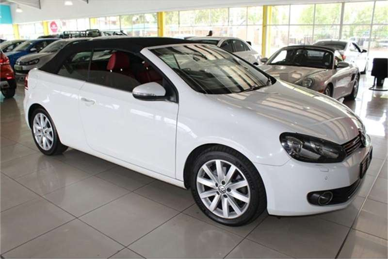VW Golf cabriolet 1.4TSI Highline auto 2015