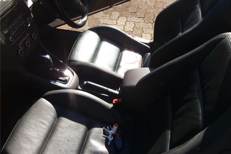 VW Golf Cabriolet 2013