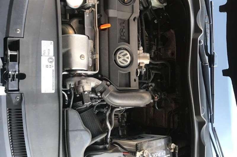 VW Golf Cabriolet GOLF VI 1.4 TSi DSG CABRIO 2013