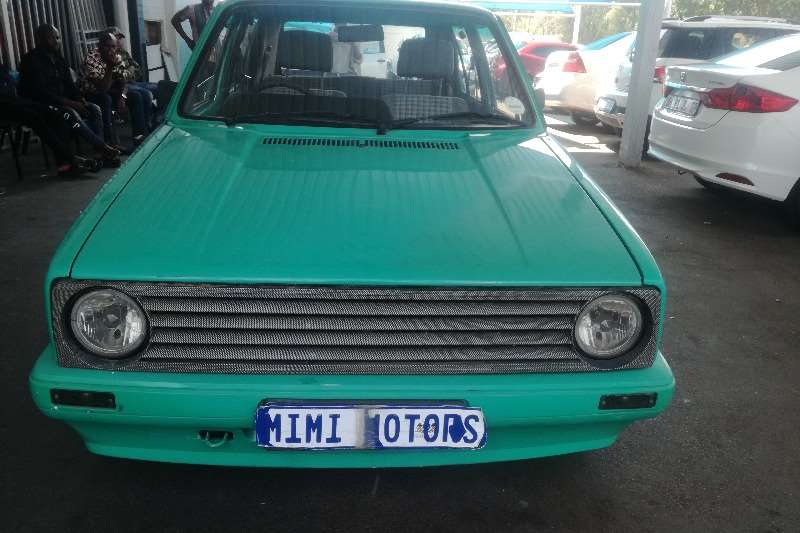 VW Golf citi 1995