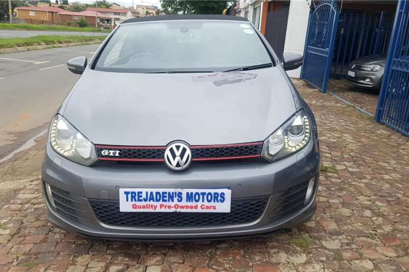 VW Golf convertible 1.4 2015