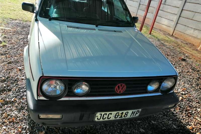 VW Golf GTD 1989