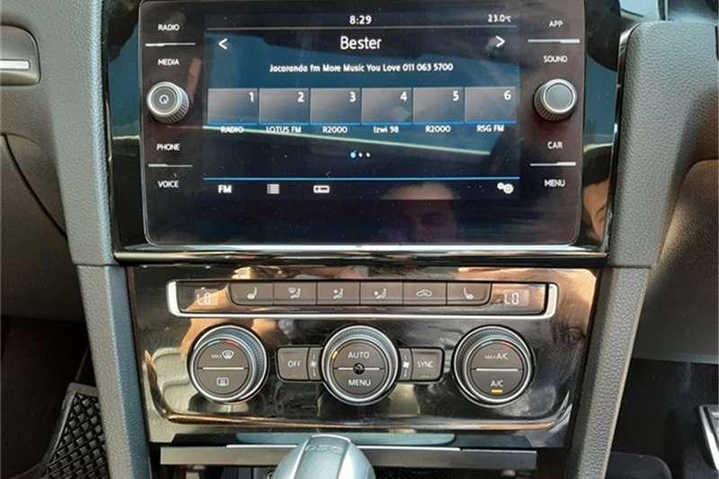 VW Golf GTD 2017