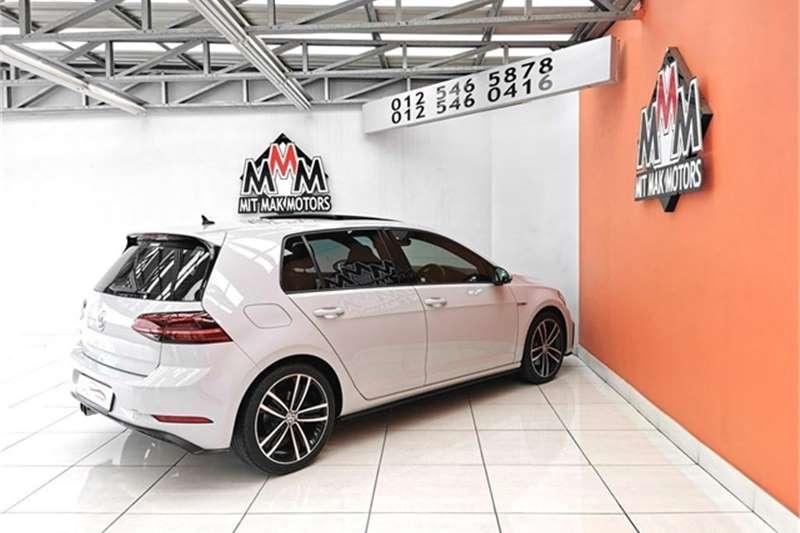 Used 2017 VW Golf GTD