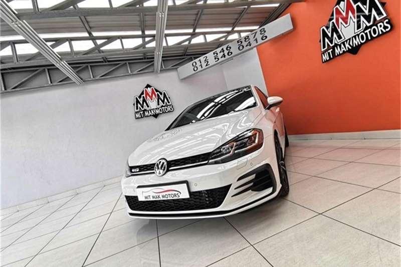 VW Golf GTD 2018