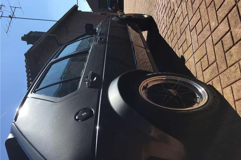 VW Golf GTI 1983