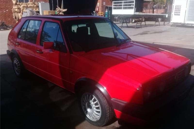 VW Golf GTI 1986