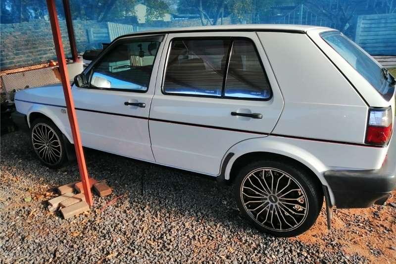 VW Golf GTI 1989