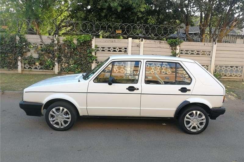 VW Golf GTI 1990