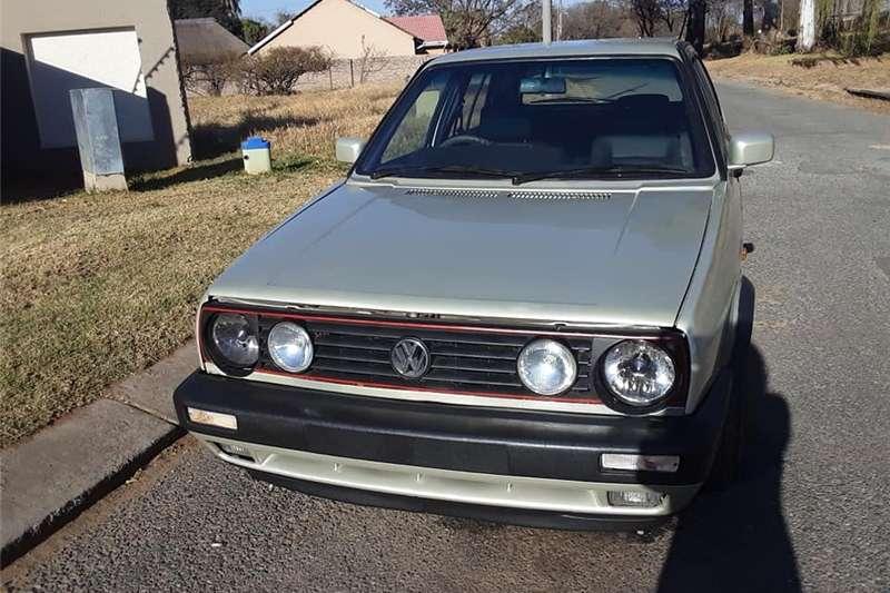 VW Golf GTI 1991