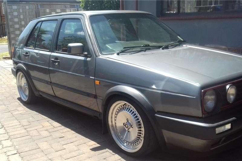VW Golf GTI 1992
