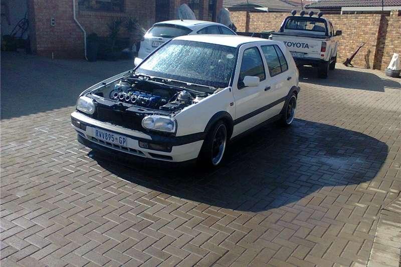 VW Golf GTI 1993