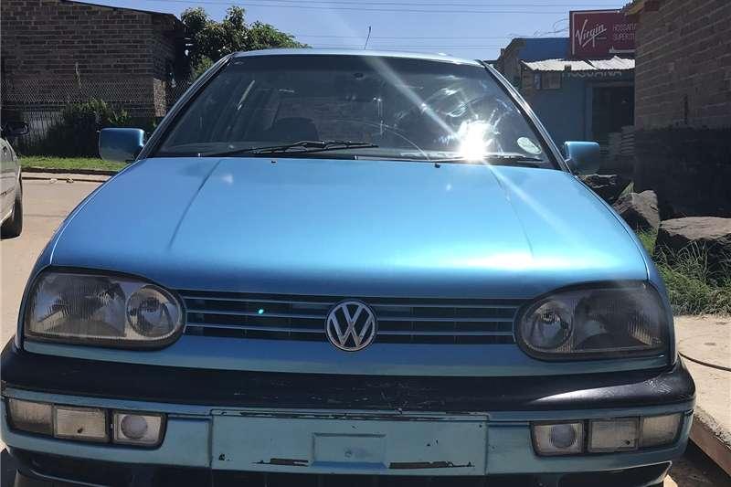 VW Golf GTI 1996