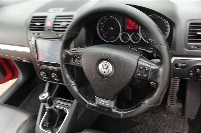 VW Golf GTI 2.0 Sunroof M/T 2008