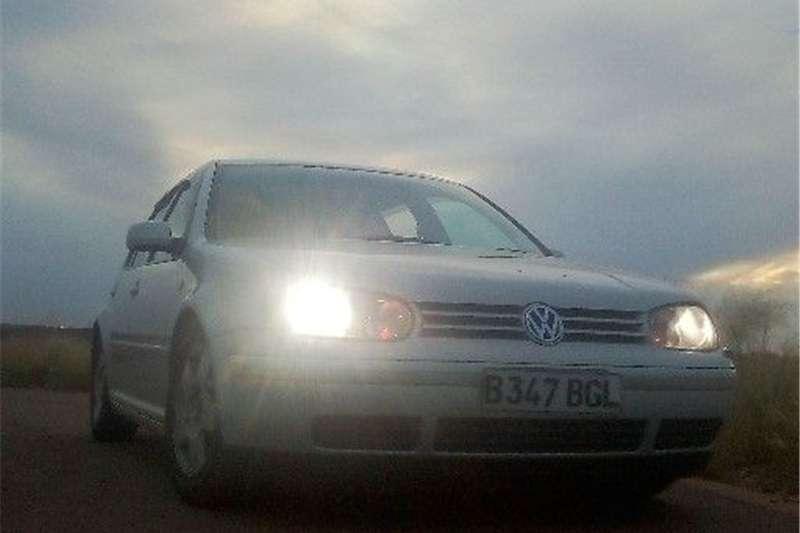 VW Golf GTI 2004