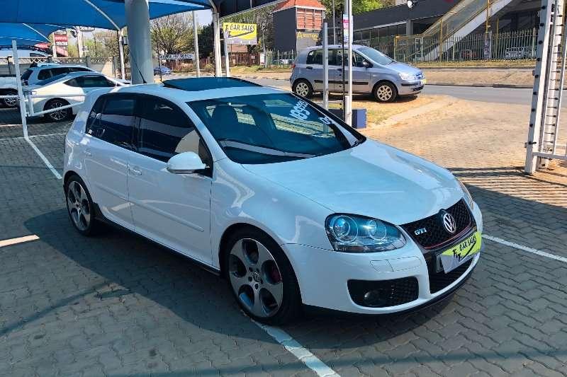Vw Golf Golf Gti For Sale In Gauteng Auto Mart