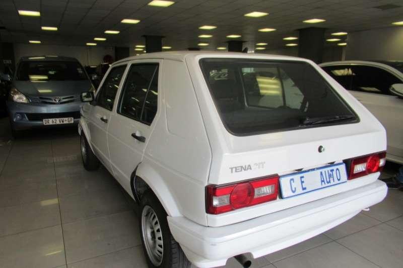 VW Golf GTI 2009