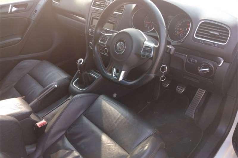 VW Golf GTI 2010
