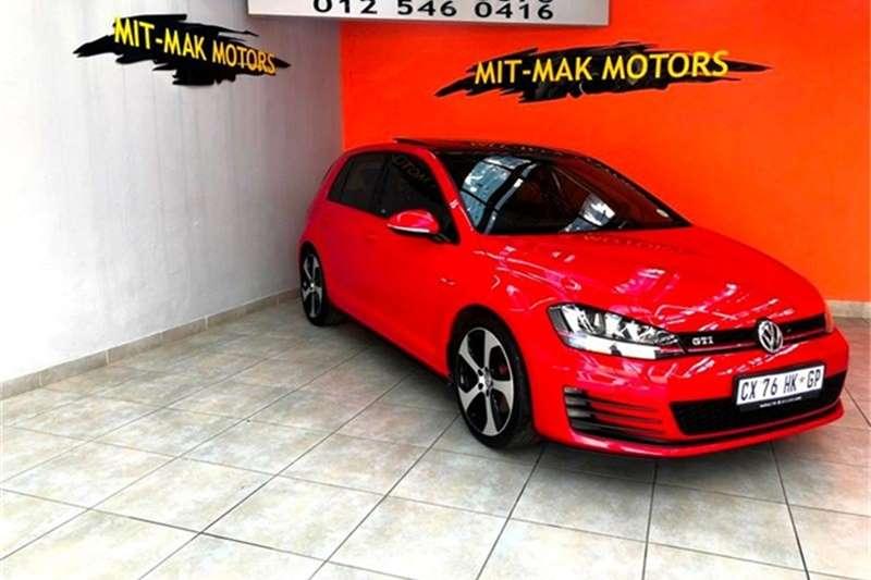 VW Golf GTI 2014