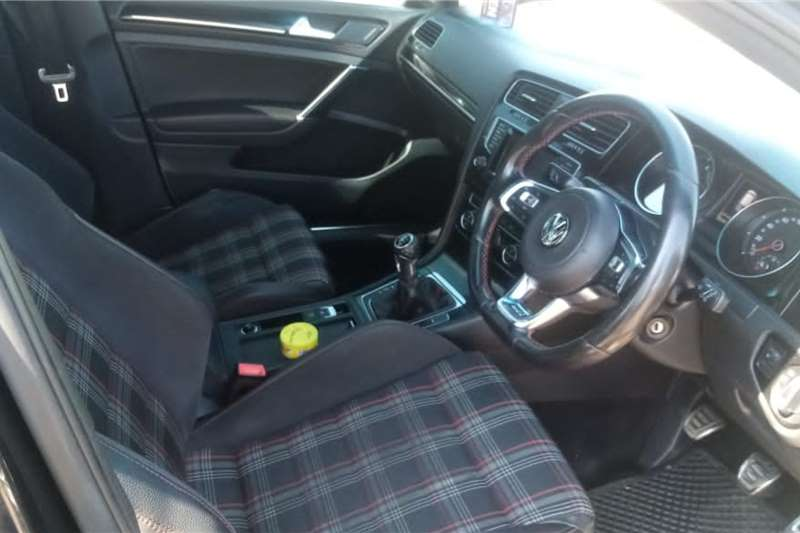 2015 VW Golf Golf GTI