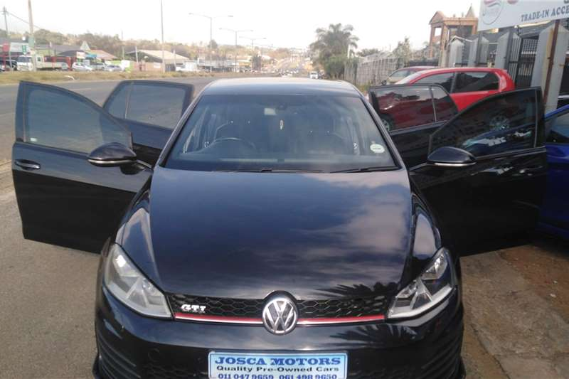 Used 2015 VW Golf GTI