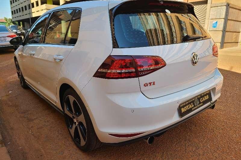 Used 2017 VW Golf GTI