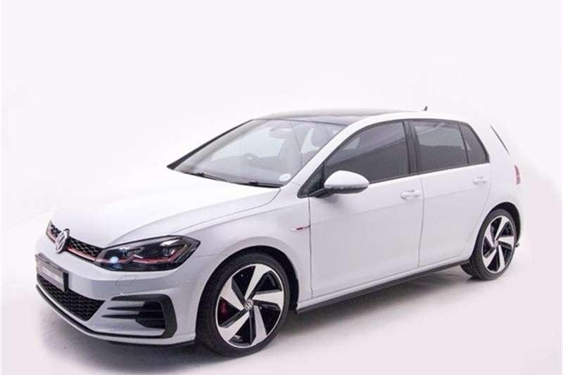 VW Golf GTI 2018