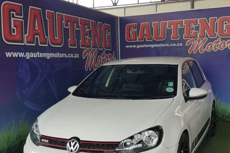 VW Golf GTI 6 Manual 2010