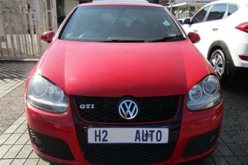 VW Golf GTI auto 2008
