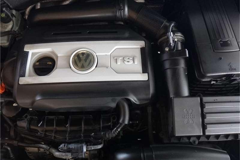 VW Golf GTI auto 2009