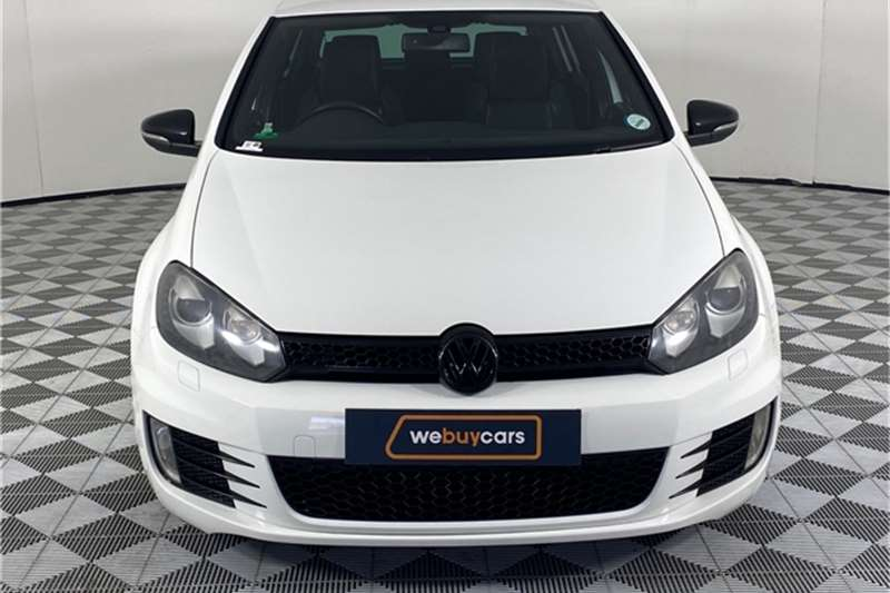2011 VW Golf Golf GTI auto