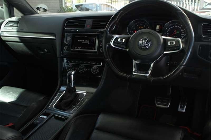 VW Golf GTI auto 2014