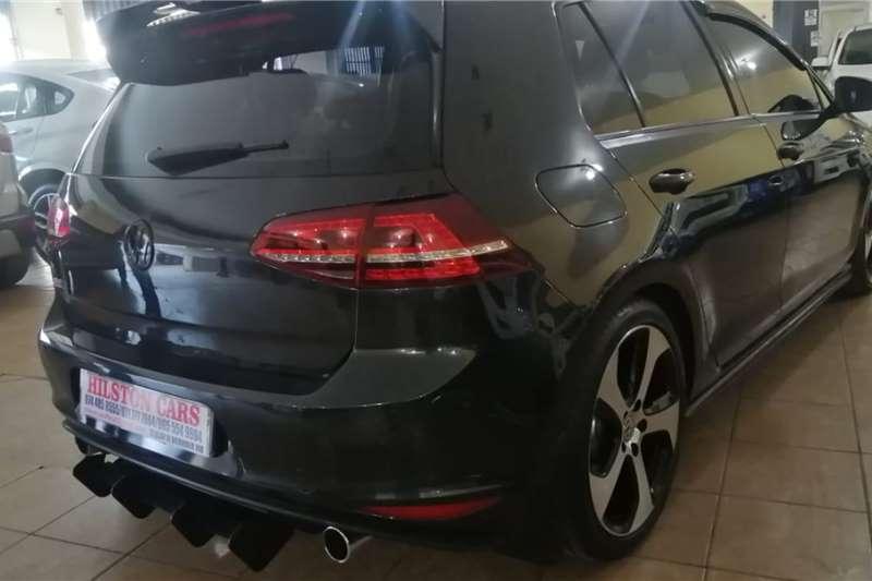 Used 2015 VW Golf GTI auto