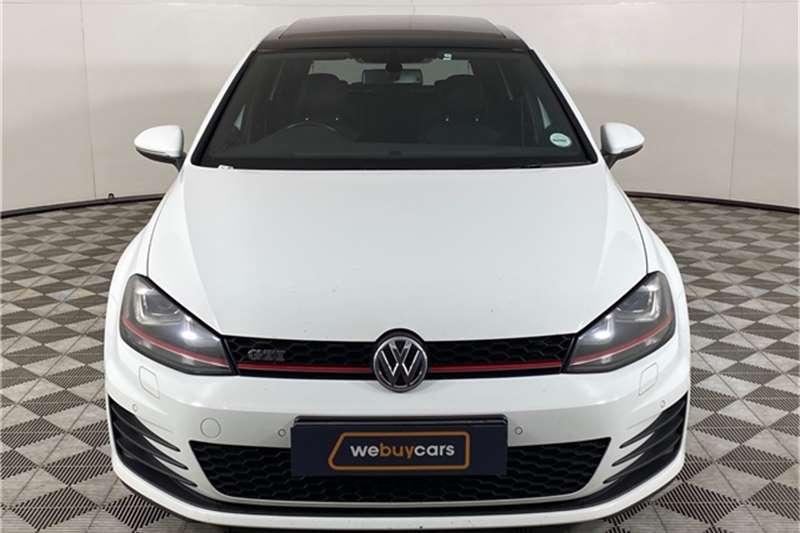 2016 VW Golf Golf GTI auto