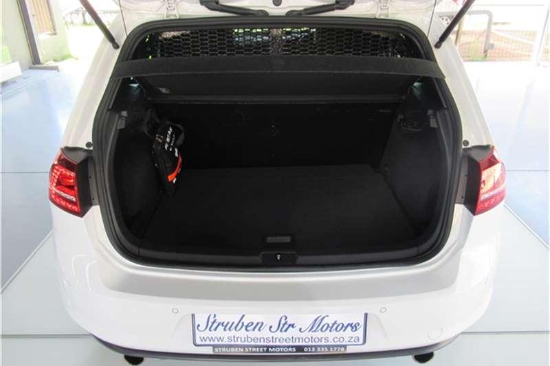 Used 2017 VW Golf GTI auto