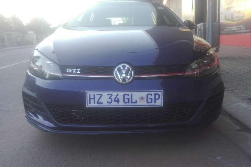 VW Golf GTI auto 2018