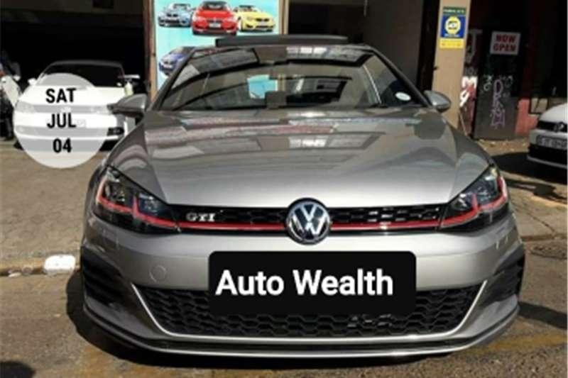VW Golf GTI auto 2019