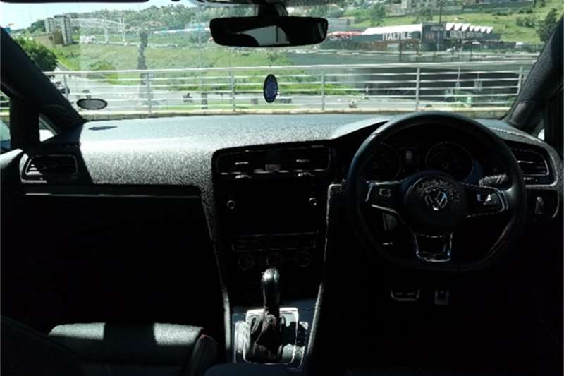 VW Golf GTI auto 2020