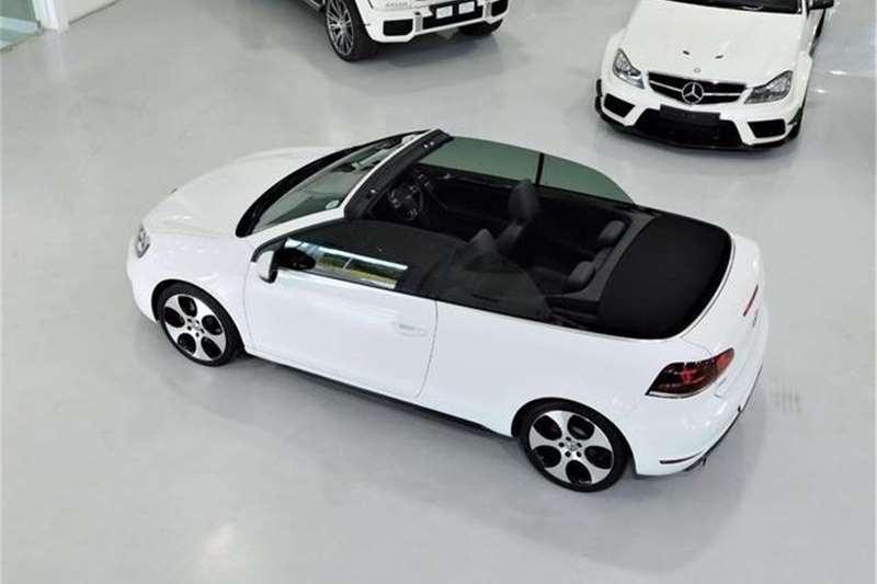 VW Golf GTI Cabriolet 2015