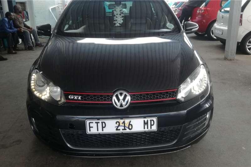 VW Golf GTI Clubsport 2012