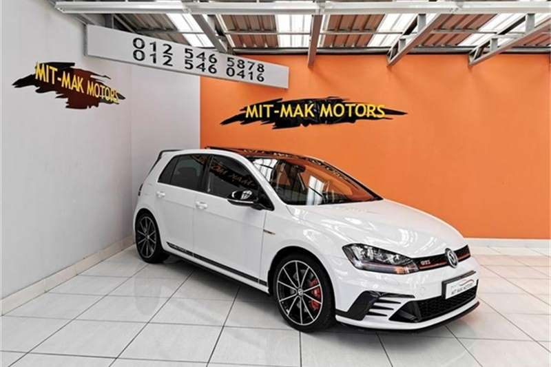 VW Golf GTI Clubsport 2016