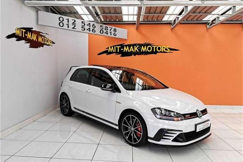 VW Golf GTI Clubsport 2017