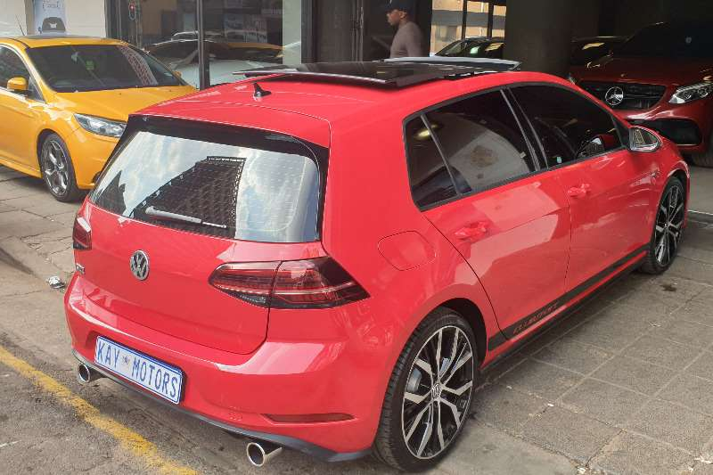VW Golf GTI Clubsport S 2018