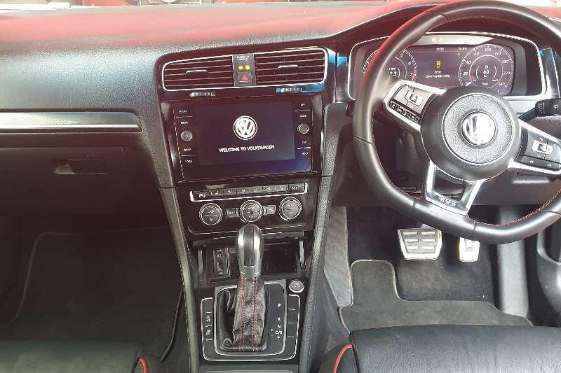 VW Golf GTI Clubsport S 2018