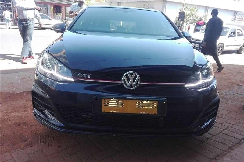 VW Golf GTI Clubsport S 2019