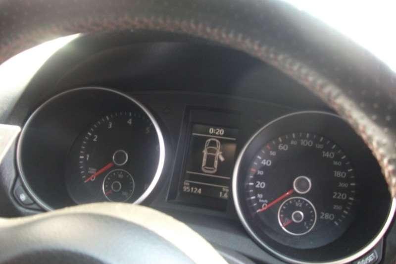 VW Golf GTI DSG 2.0 AUTO 2012