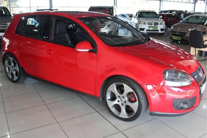 VW Golf GTI DSG 2007