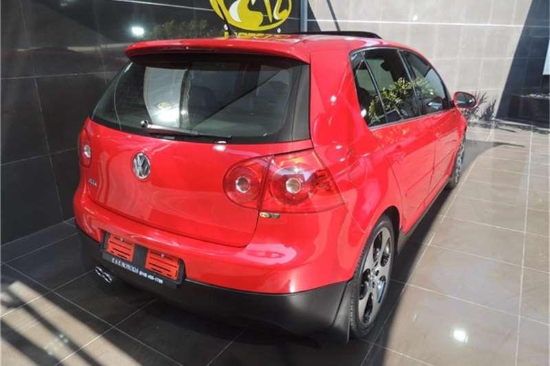 2007 VW Golf Golf GTI DSG