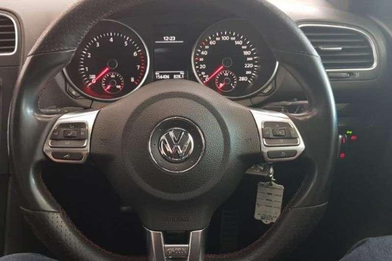 VW Golf GTI DSG 2010