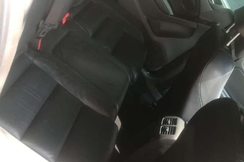 VW Golf GTI DSG 2011